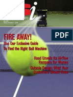 200607 Racquet Sports Industry