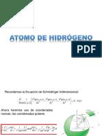 Atomo de Hidrógeno-2