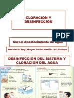 2 Cloración y Desinfección.pptx