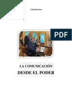 Libro LA COMUNICACIÓN DESDE EL PODER final.pdf