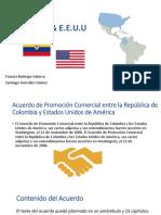 TLC COLOMBIA Y EEUU