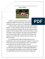READING - TYPES OF FAMILIES.docx