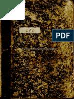 (1815) Calendar pe anul 1816 (cu portiuni din Gromovnicul lui Iraclie Împărat, un Prognosticon)