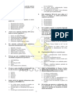 Banco de Preguntas Simulacro ENAE 2013