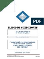 Pliego de Condiciones COMPRA TERRENO (1).docx
