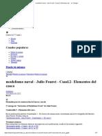 Modelismo Naval - Julio Fouret - Cuad.2- Elementos Del ... en Taringa!