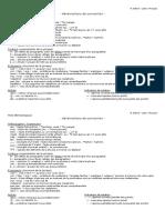 Methodo - abreviations de correction