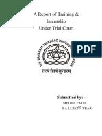 internship report -2nd year.docx