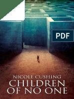 Children of No One - Nicole Cushing