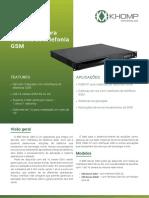 EBS SERVER GSM
