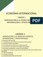 UNIDAD 1 ECONOMIA INTERNACIONAL PP