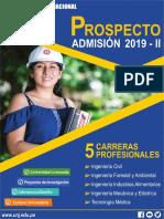 PROSPECTO 2019-II -UNIVERSIDAD NACIONAL DE JAÉN.pdf