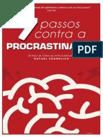 7 Passos contra a procrastinao - Rafael Gramelich