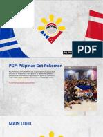 Pilipinas Got Pokemon Brand Guidelines