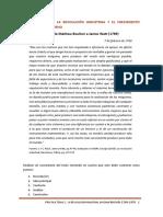 Práctica del Tema. Evolución industrial y crecimiento económico