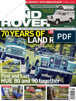 2018-07-01 Classic Land Rover