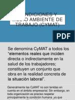 CONDICIONES Y MEDIO AMBIENTE DE TRABAJO (CyMAT.pptx