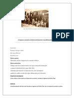 El impacto económico del ferrocarril durante el porfiriato