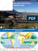 Riesgo Geologico Tacna  FFF