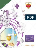 MISAL DE PRIMERA COMUNIÓN 2019