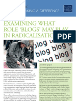 KTP Examining What Role Blogs May Play in Radicalisation_tcm6-35423
