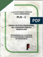 Código Ética Profesional - PLR 3.pdf