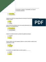 Examen diagnostico paola
