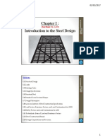 GCV521-Steel & Mixed Structures -Chapter I - Introduction to the Steel Design - Complete