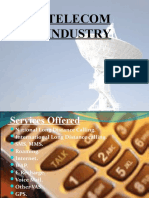Telecom Industry Services Marketing