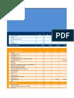 Tabela Programação Financeira 2020
