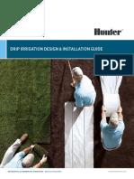 Hunter Drip Design Guide