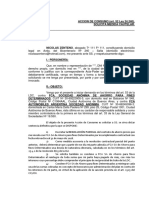 Acción de Consumo - Demanda por Planes de Ahorro - Cuotas Impagables  FCA Automóbile S A final