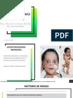 Hipertiroidismo neonatal