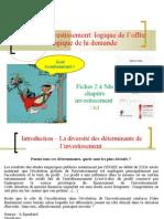 Thème 2 du chapitre investissement les analyses de l'investissement 2010 20011