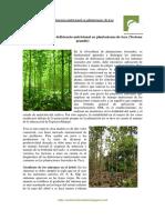 Bocanegra W,2015-Síntomas visuales de deficiencia nutricional en plantaciones de teca