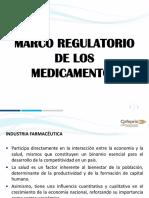 07 - Marco Regulatorio de Medicamentos