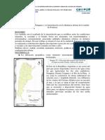 Los recursos hídricos en Formosa y su relación con la comunidad (Muracciole y Morel)