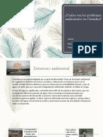 Cuáles son los problemas ambientales en Colombia.pptx