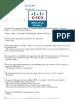 Jawaban IT Essentials Chapter 11 (v 4.1)