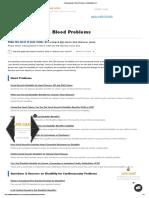 Cardiovascular & Blood Problems _ DisabilitySecrets