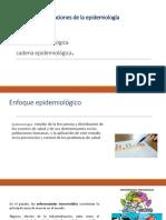 Principales aplicaciones de la epidemiologÃ_a