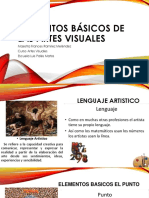 LECCION 1 Elementos Básicos Artes Visuales