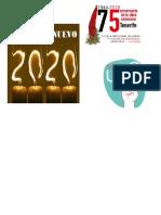 ORACION BIENVENIDA 2020