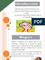 teorias humanitas Rogers Maslow