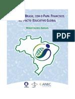 A Igreja do  Brasil e o Pacto Educativo Global