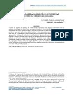 Zanardi e Ribeiro (2018) A PRESENÇA DA PEDAGOGIA DE PAULO FREIRE NAS PRODUÇÕES EM CURRÍCULO (2006-2016).pdf