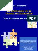Día Internacional de las Personas Discapacitadas