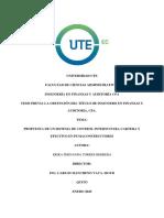 TESIS  PROPUESTA DE UN SISITEMA DE CI PARA CARTERA Y EFECTIVO EN PUMACONSTRUCTORES FERNANDA TORRES.pdf