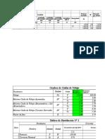 recalculo de instalaciones electricas