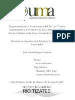 Proyecto de Titulación - José Ramón Esquer